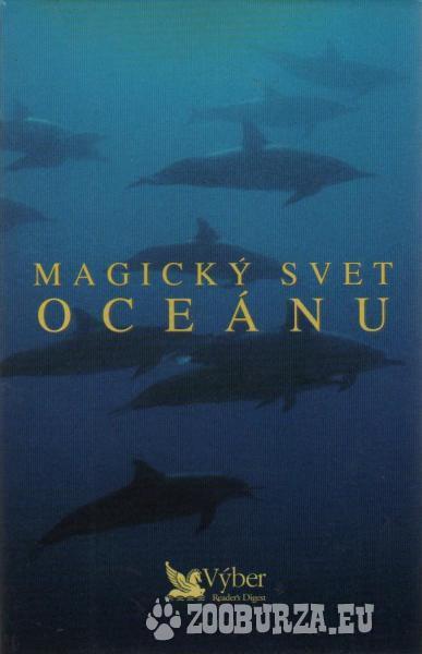Kniha Magický svet oceánu