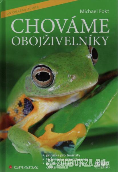 Knihy a časopisy o teraristike a herpetológii
