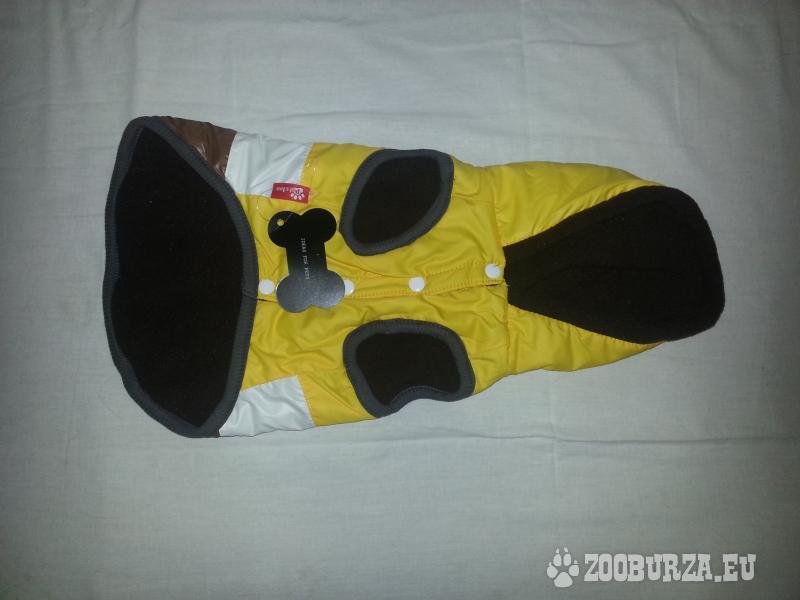Zimný kabátik (veľkosť 35cm - M)