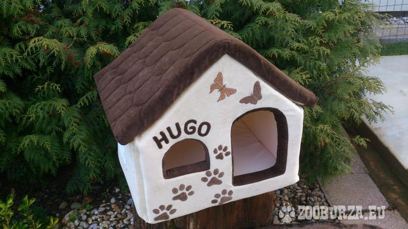 domček, pelech pre psíka
