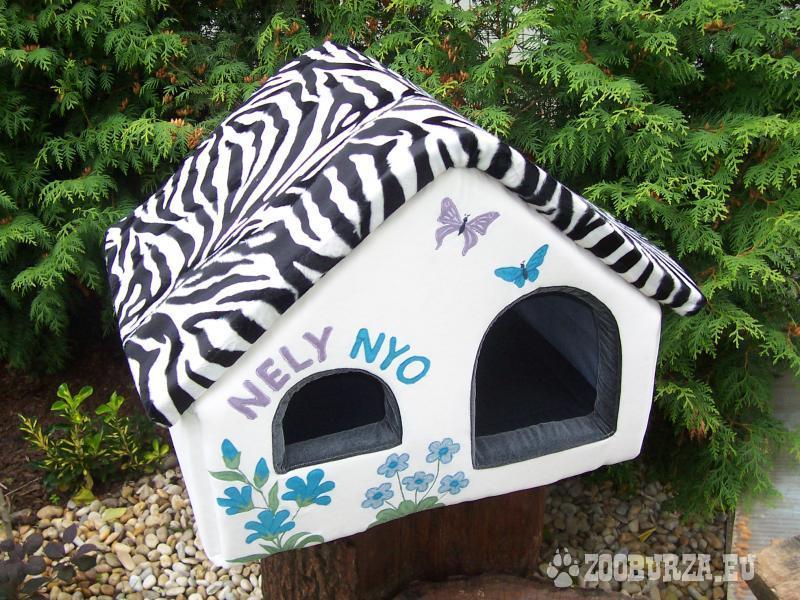 domček pre psíka