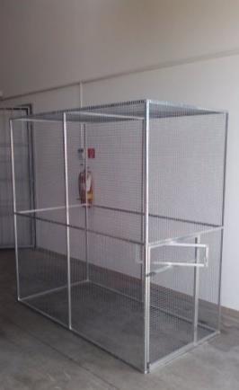 Nova klietka pre papagajov, 200 x 180 x 100 cm