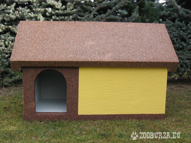 Zateplené búdy pre psov - Predaj dbeab670fea