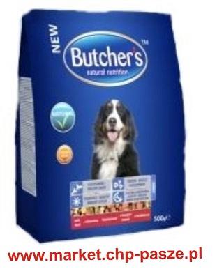 Karma dla psa Butchers 26kg + 1200 g