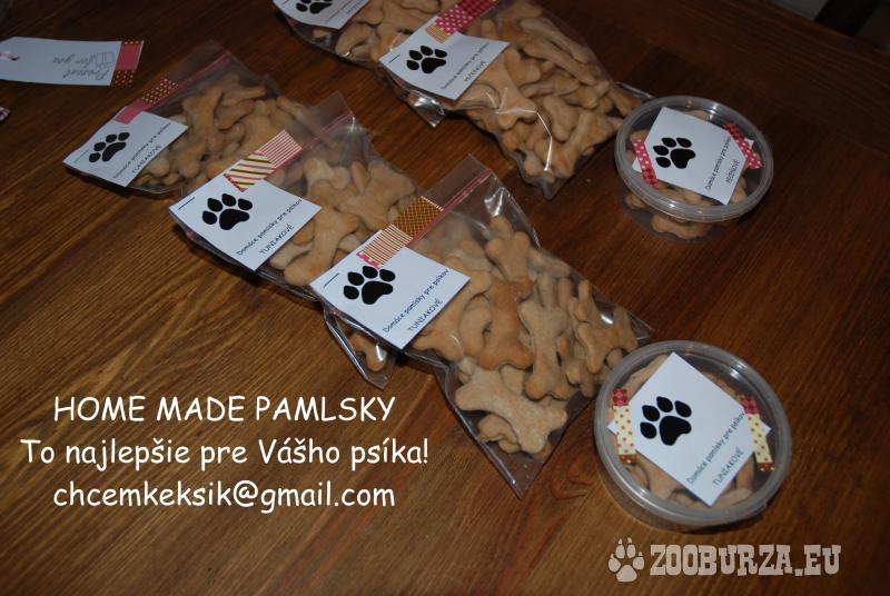 Home made pamlsky