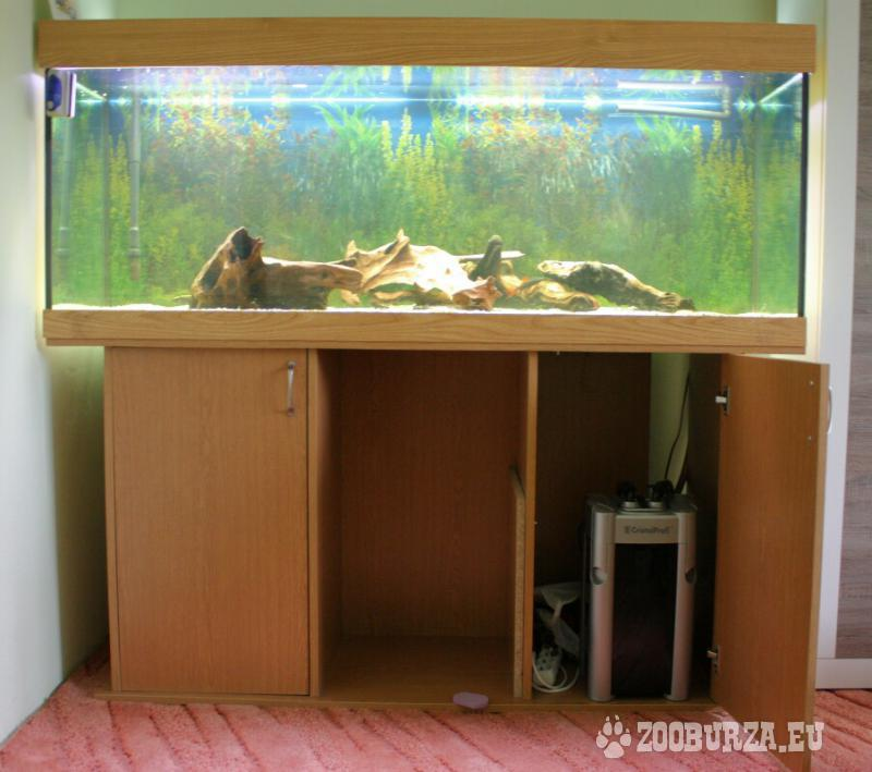 500l akvárium