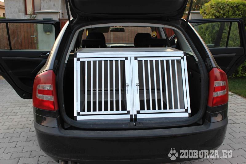Prepravný 2box Škoda Octavia II