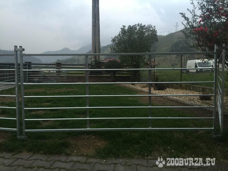 Nové ohrady pre ovce