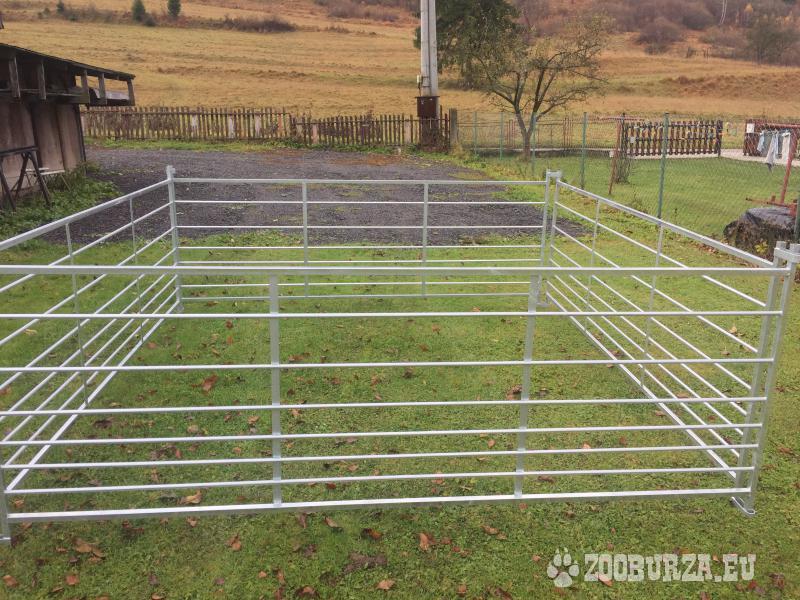 Ohrada pre pvce a kozy