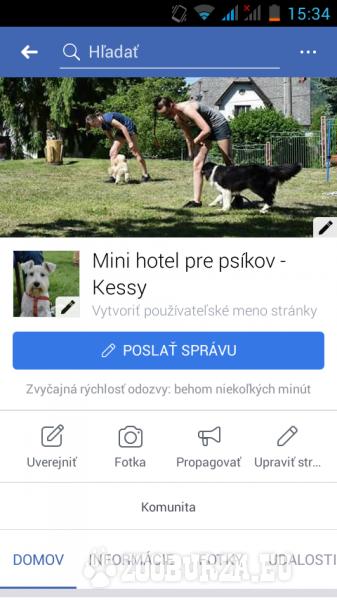 Hotel pre psíkov