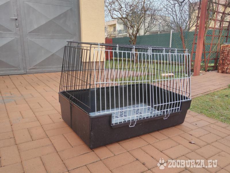 Prepravná klietka pre psy