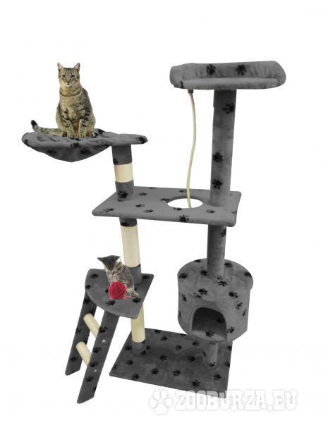 XL škrabadlo pre mačky 145cm - PREPRAVA ZADARMO