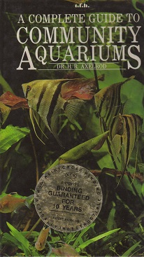 Knižky o akvaristike
