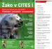 Žako v CITES I - nové povinnosti chovatelů